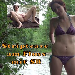 Striptease am Fluss - Geile-Julie
