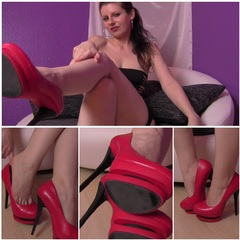 Wichs auf meine neuen High Heels! - Mary--Jane
