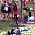 Facesitting, Trampling und mehr mit Real - Andrea18