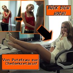 Bck dich hoch! Von Putzfrau zur Chefsek - seXXygirl
