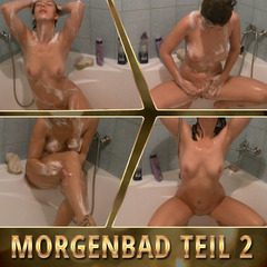 Morgenbad Teil 2 - SexyKarina69