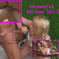 Outdoorfick mit User Teil 2 - Vanessa_Silver