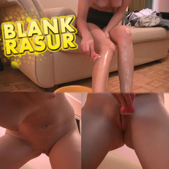 Blank-Rasur - SexyNancy4U