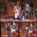 Scharfe Domina am Stepper! - SweetCatherine