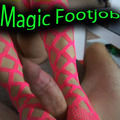 Magic Footjob - Sexy-Tiffany